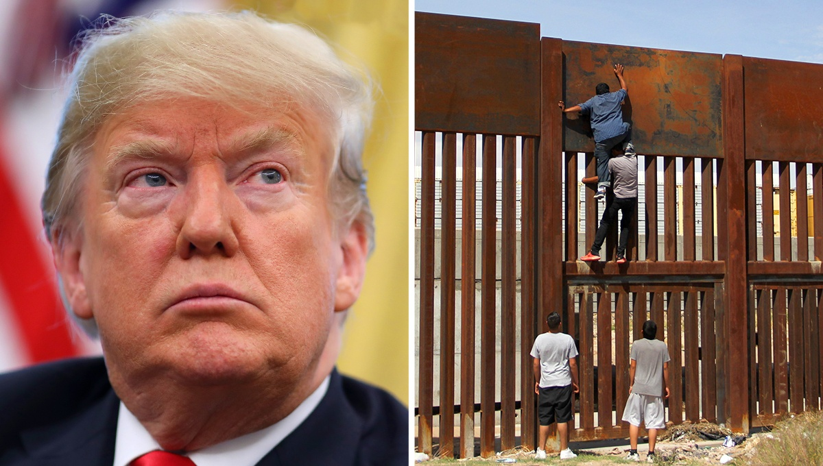 Illegal Migrants to Trump: Let Us In or Pay Us $50,000 Each to Go Home