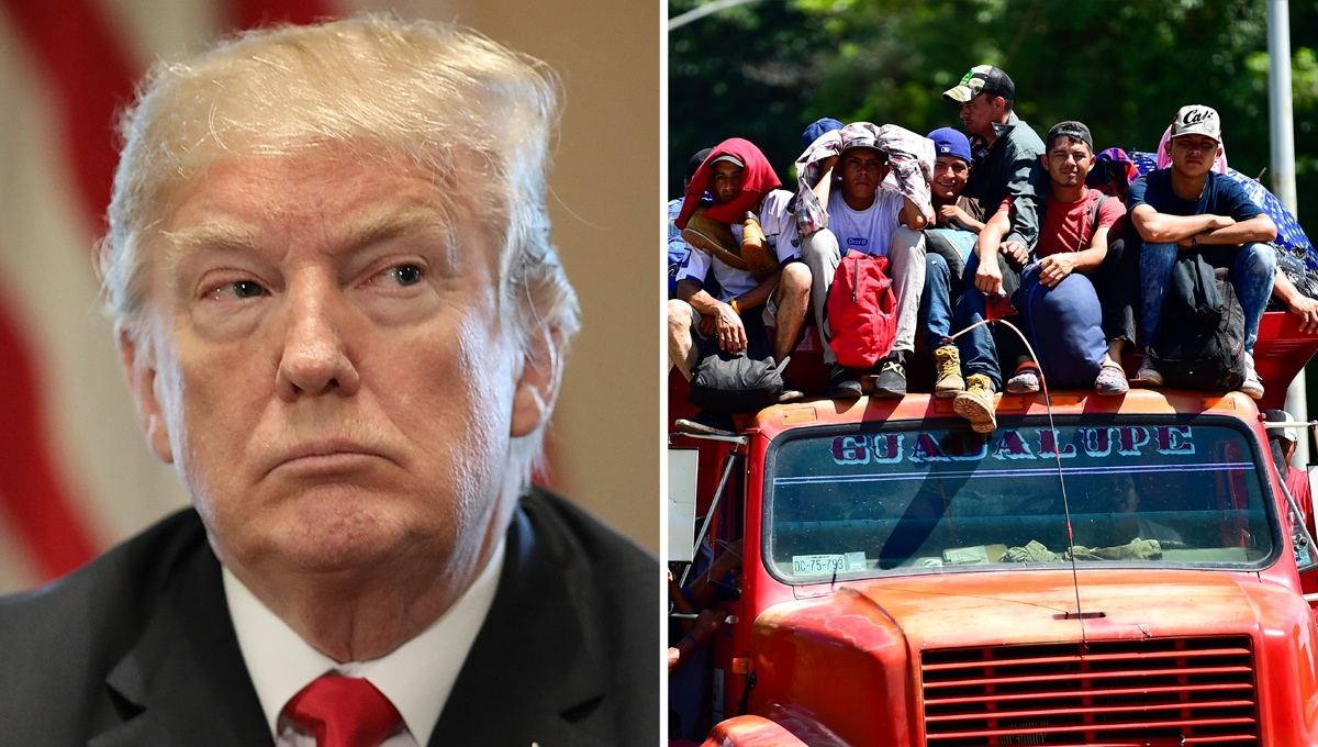 Judicial Overreach Is at Work Against Trump on Asylum Issues, Says Former Immigration Judge