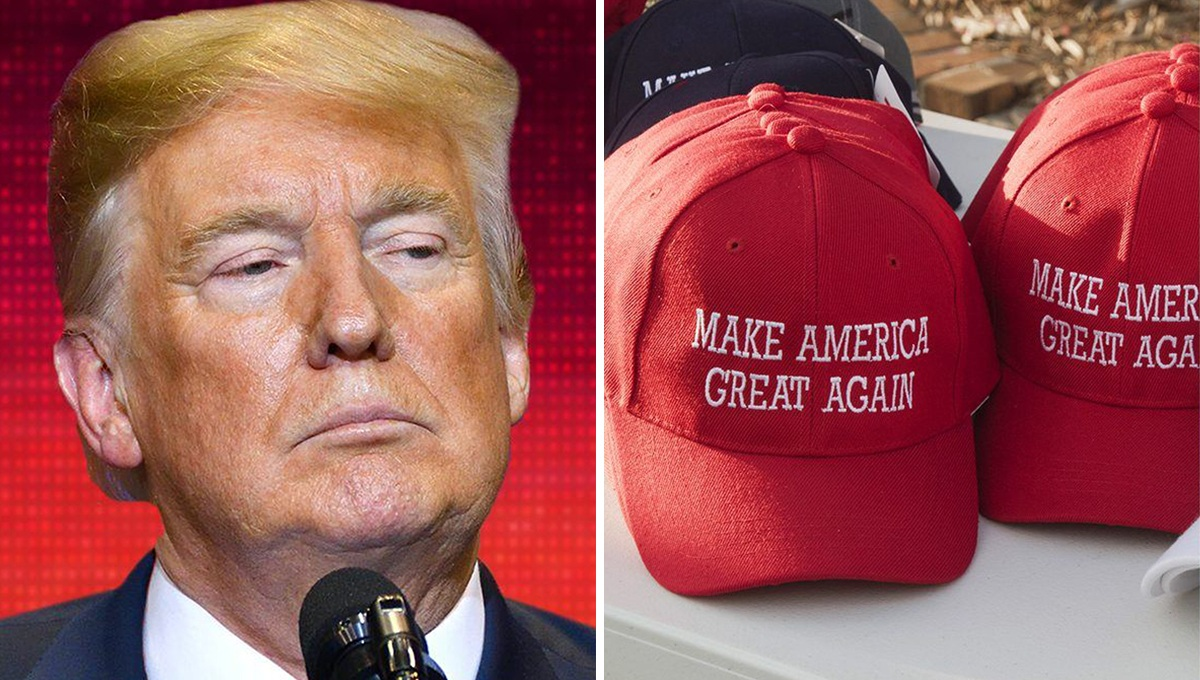 Liberal Author Says All 'Normal People' Must Stop Wearing Red Hats of All Kinds