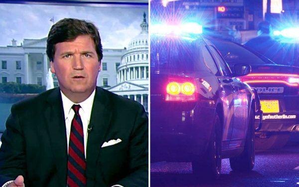 Tucker Carlson and Police