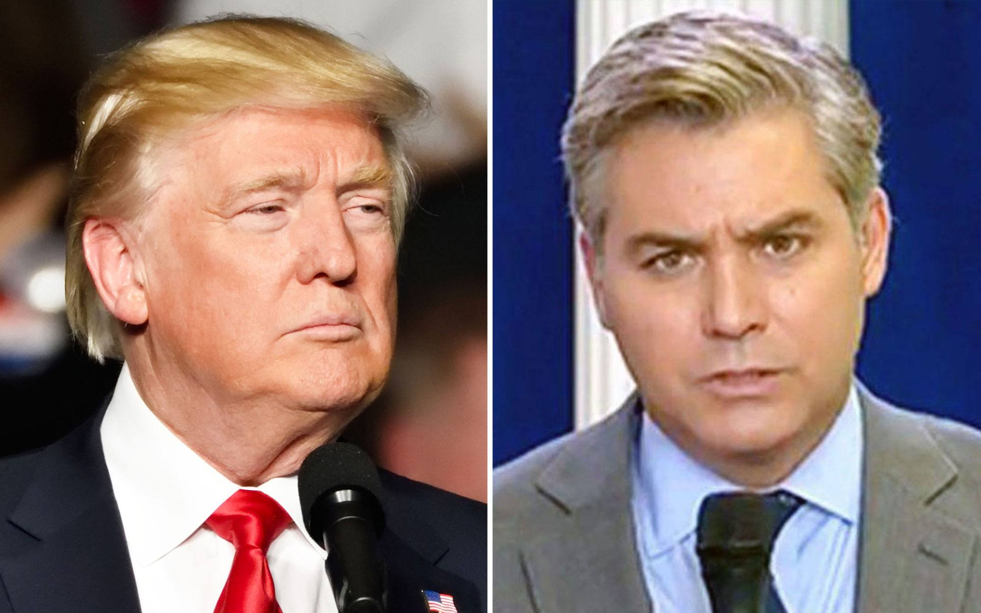 Jim Acosta Whines About Not Getting Question From President Trump, Sarah Sanders Flattens Him