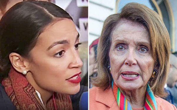 Alexandria-Ocasio-Cortez-Nancy-Pelosi