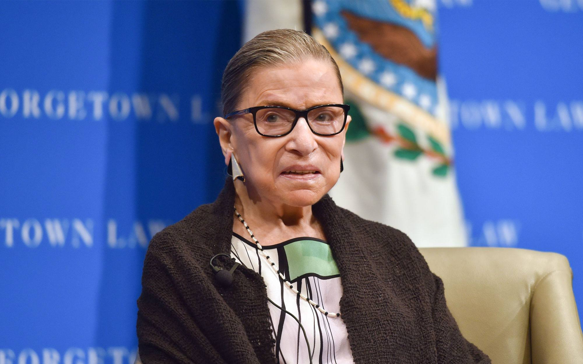 Ginsburg to Miss Second Week of Oral Arguments as Speculation Mounts