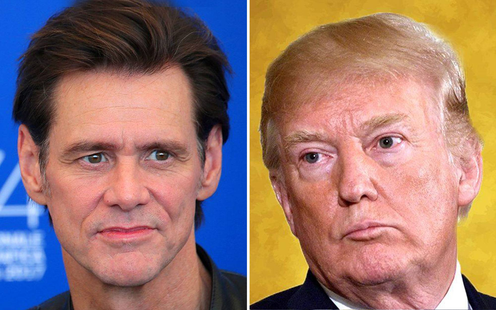 Jim Carrey Accuses President Donald Trump of 'Manslaughter'