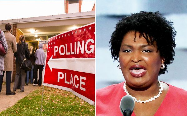 Voters-and-Stacey-Abrams