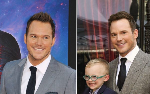 Chris-Pratt-and-Chris-Pratt-with-son