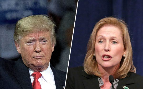 Donald-Trump-and-Kirsten-Gillibrand