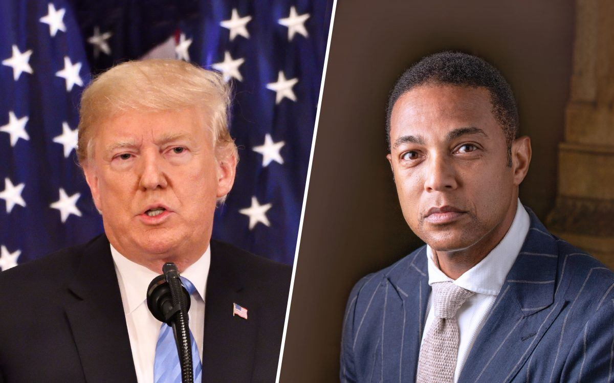 CNN's Don Lemon Rips into the President (Did Anyone Expect Otherwise?)