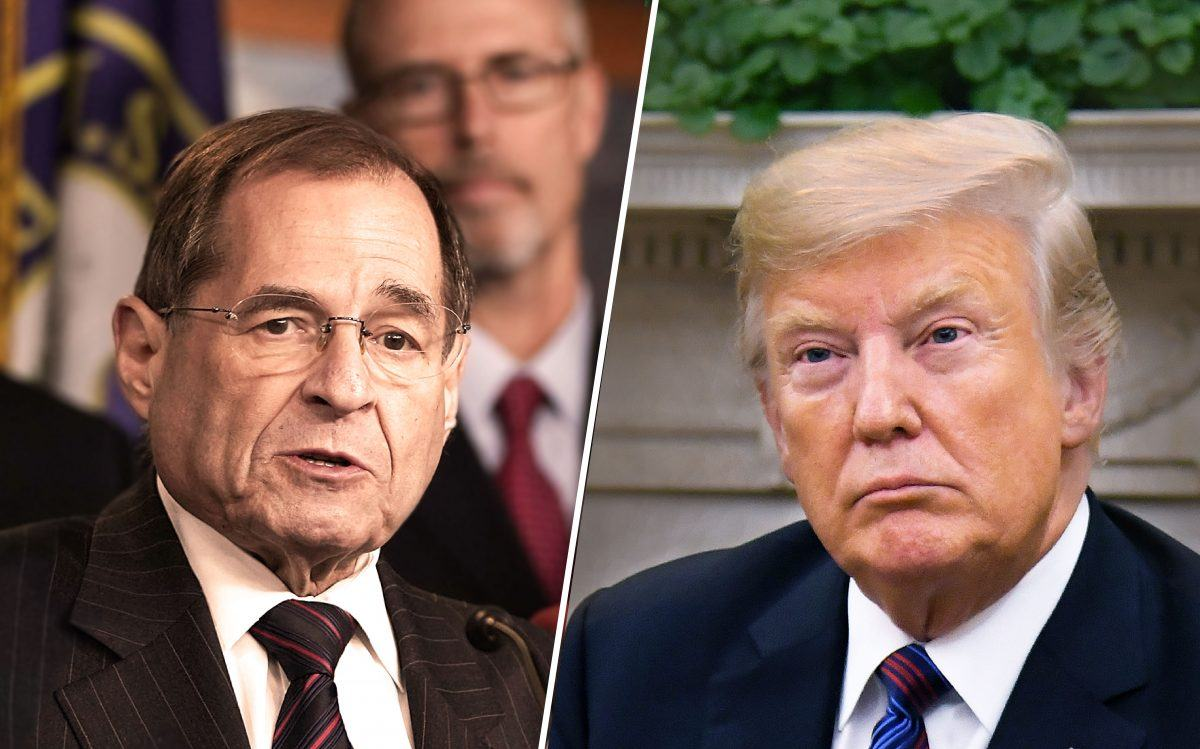 Nadler's Sweeping Request for Documents: Maybe He's Now Facing His Own Resistance