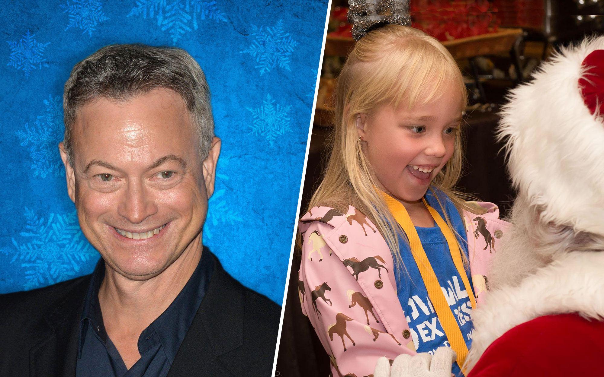 Gary Sinise Treats Nearly 2,000 Gold Star Children to Disney World Trip