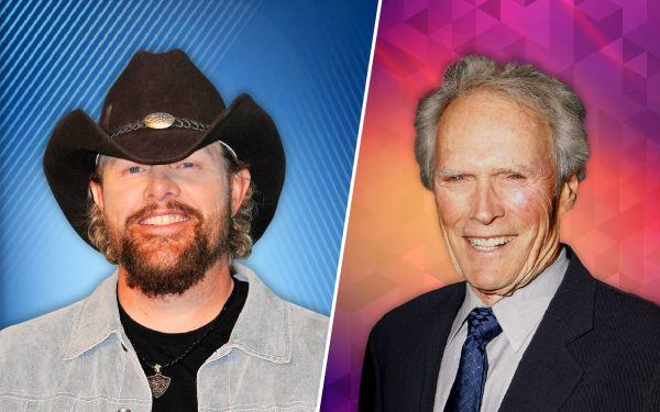Toby-Keith-and-Clint-Eastwood