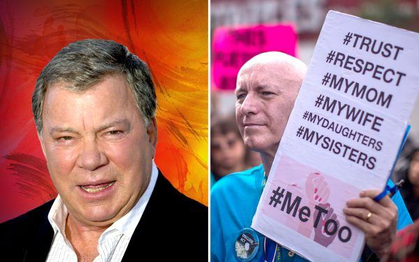 William-Shatner-and-MeToo-Protestors