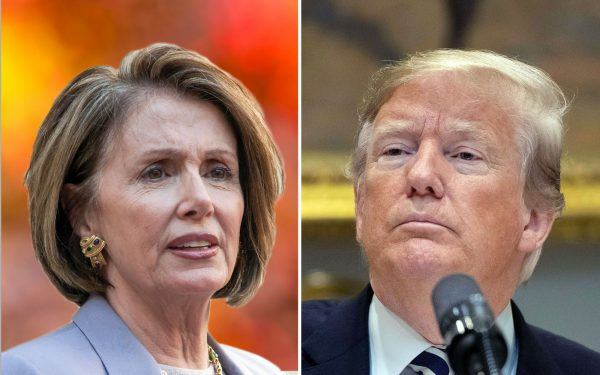 Nancy-Pelosi-and-Donald-Trump