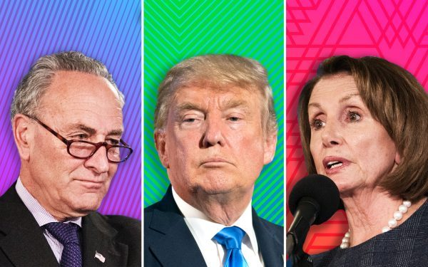 Chuck-Schumer-Donald-Trump-and-Nancy-Pelos