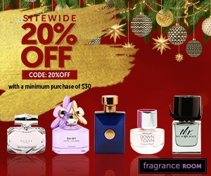 FrangranceRoom.com | Get 20% off site-wide with a minimum purchase of $30!