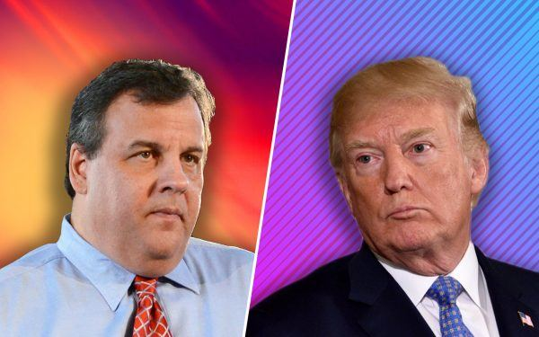 Chris-Christie-and-Donald-Trump