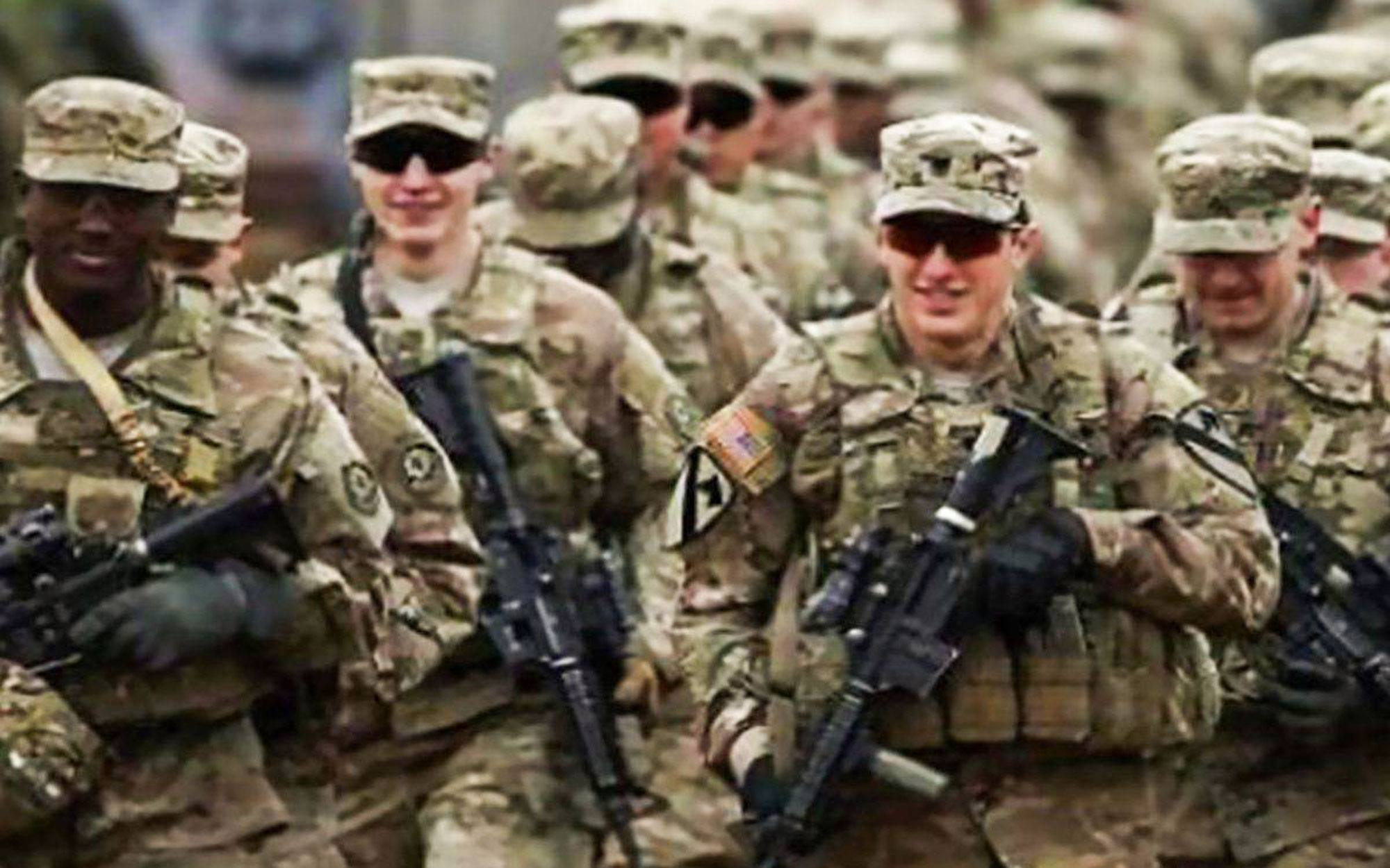 More American Troops Headed to Middle East to Deter Iran in Region