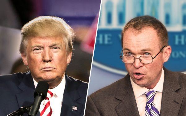 Mick-Mulvaney-and-Donald-Trump