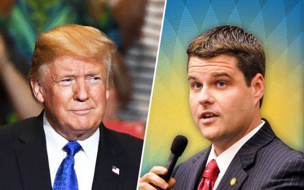Donald-Trump-and-Matt-Gaetz