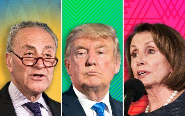 Chuck-Schumer-Donald-Trump-and-Nancy-Pelosi