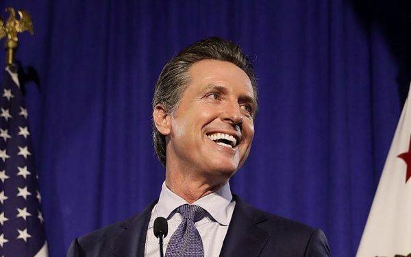 California-Gubernatorial-Candidate-Gavin-Newsom-Holds-Primary-Night-Event-In-San-Francisco
