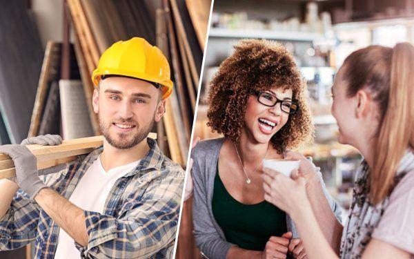 Working-Man-and-Millenial-Women