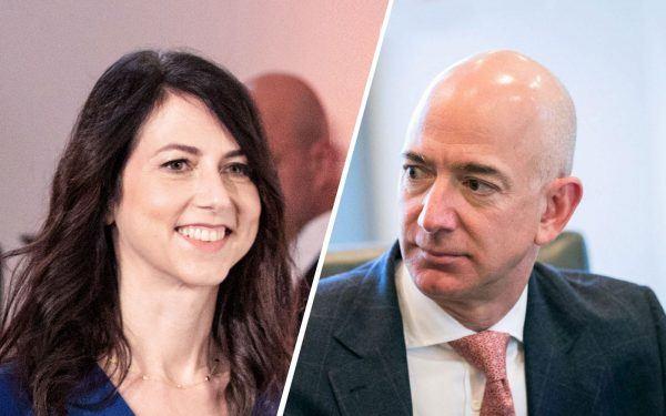 MacKenzie-Bezos-and-Jeff-Bezos