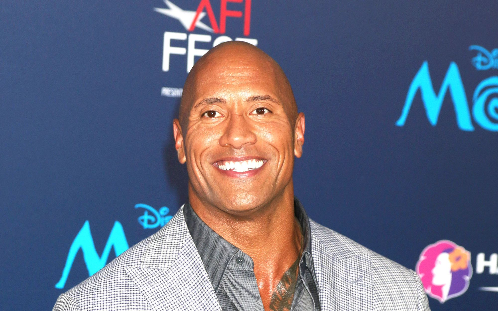 Dwayne 'The Rock' Johnson Shared This Happy News on Monday