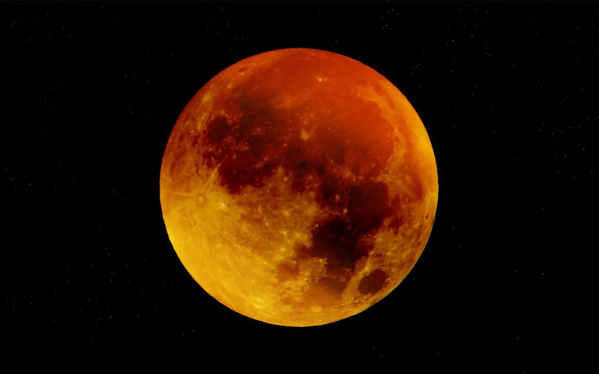 blood red moon january 2019 - photo #17