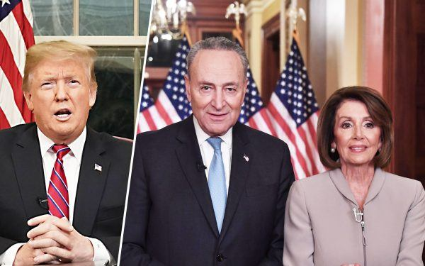 Donald-Trump-Chuck-Schumer-and-Nancy-Pelosi