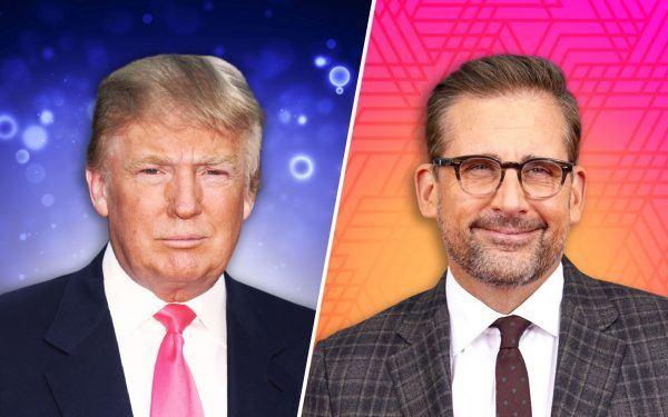 Donald-Trump-and-Steve-Carrell