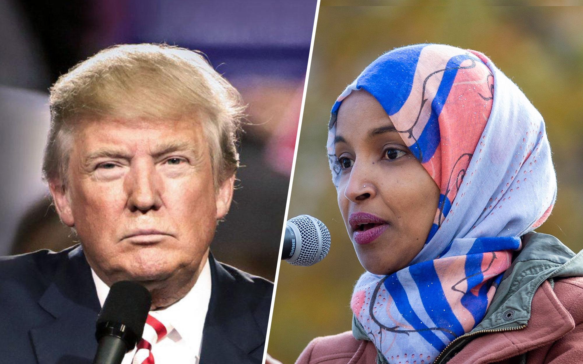 Democrat Omar Is Under Fire for Spouting Unfounded ...