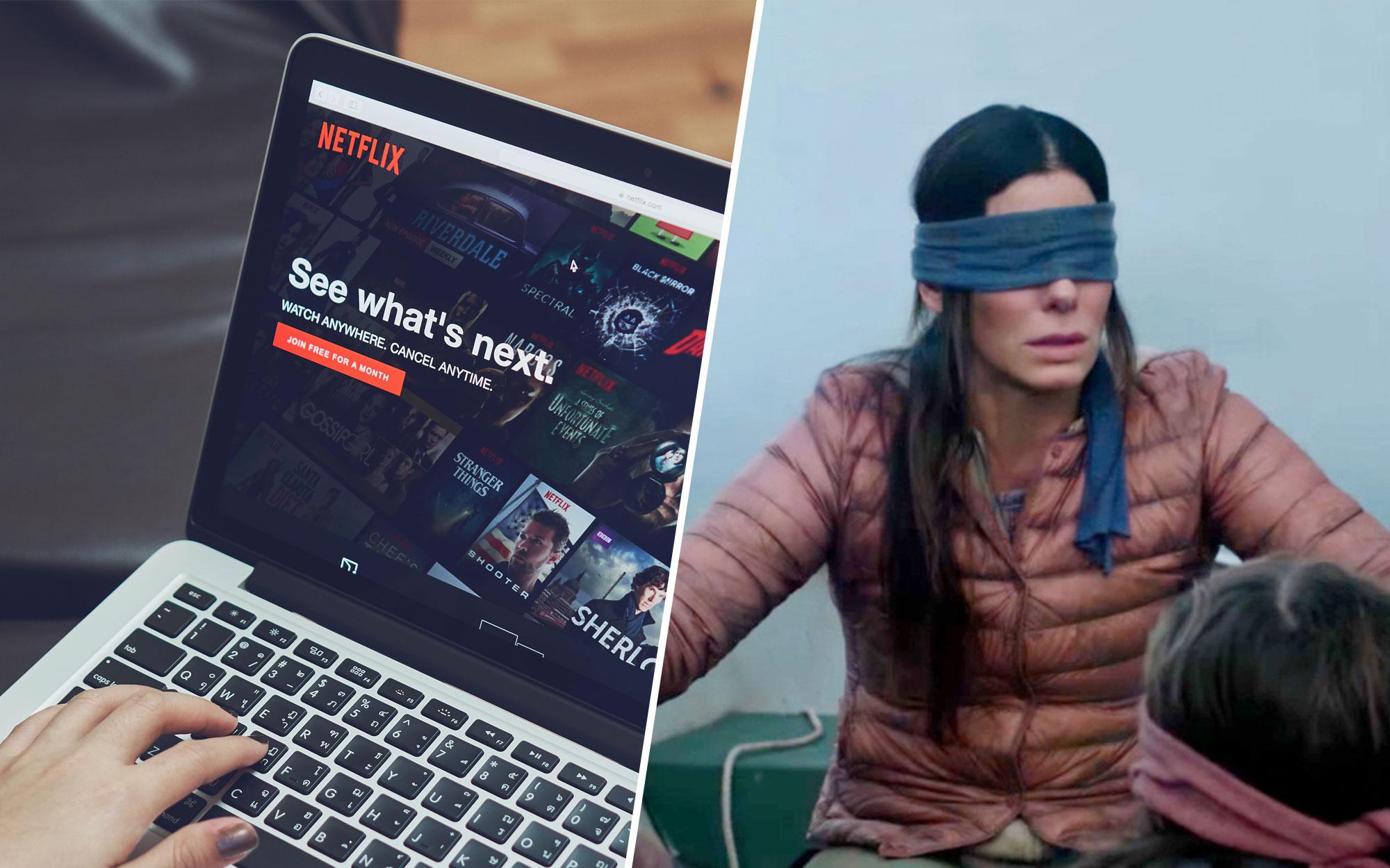 Netflix Won't Cut Video of Actual Rail Disaster from 'Bird Box'