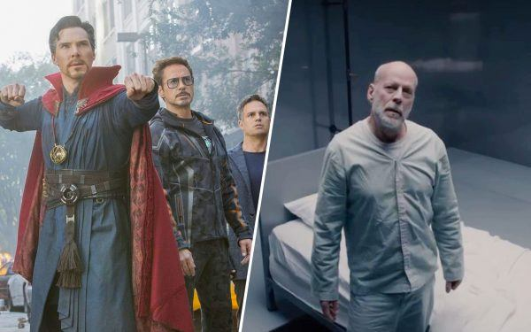David Dunn (Glass) and The Avengers