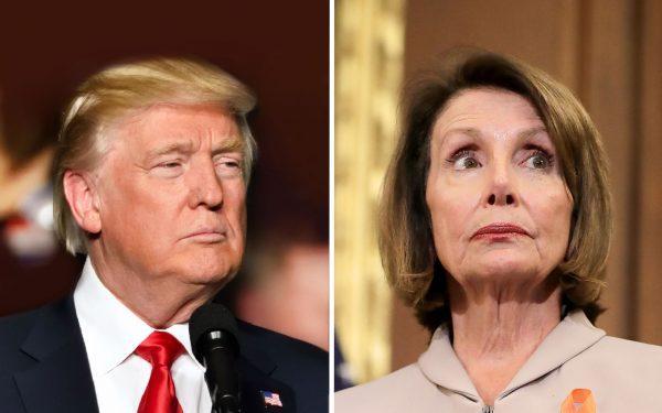 Donald-Trump-and-Nancy-Pelosi
