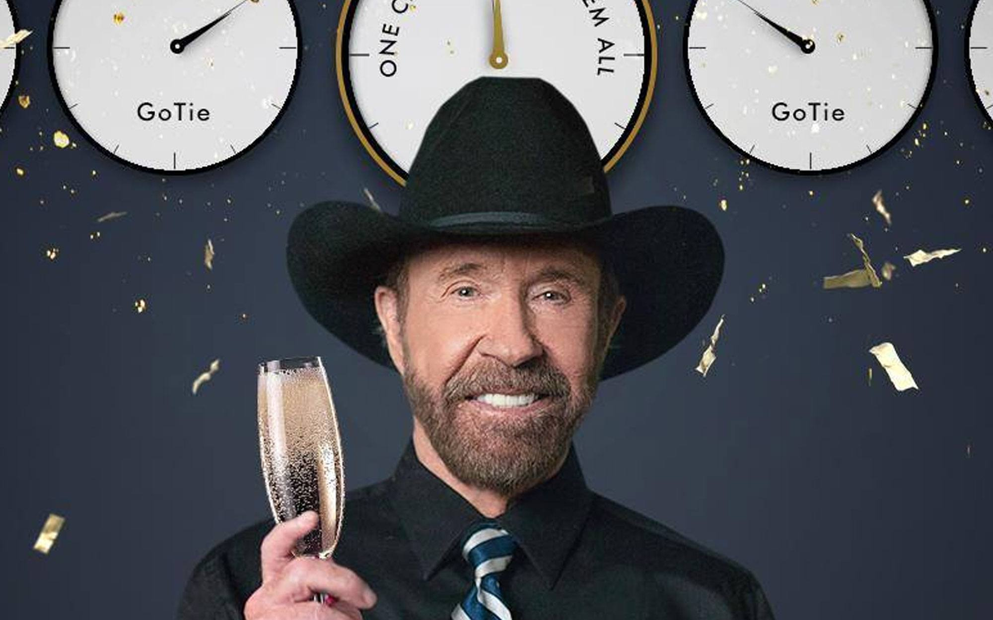 Chuck Norris Wants Chuck Norris Lookalikes for Upcoming 5K