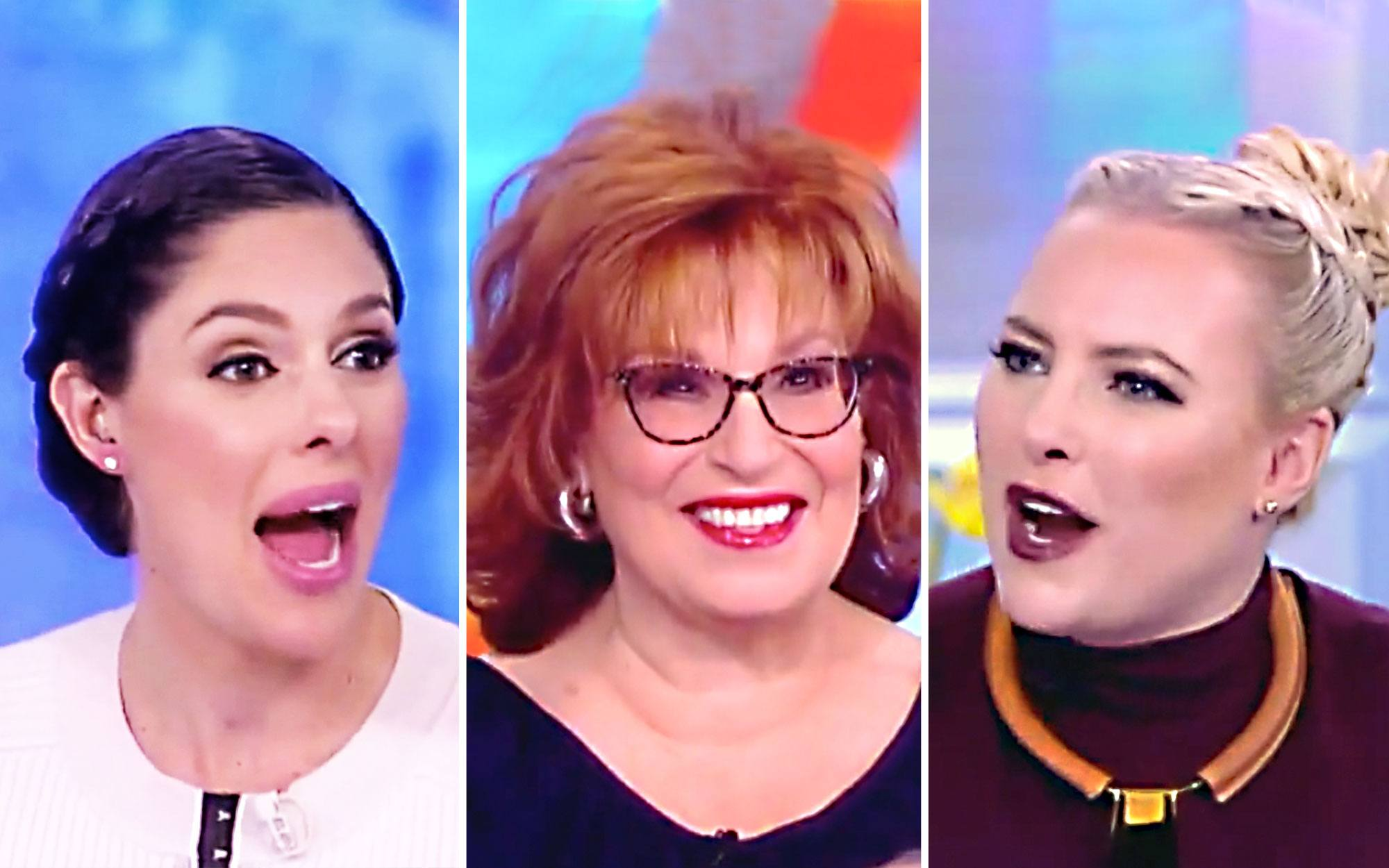 'The View' Derails After Co-Hosts Bring Up the Kasich-in-2020 Idea: 'That's Crazy!'