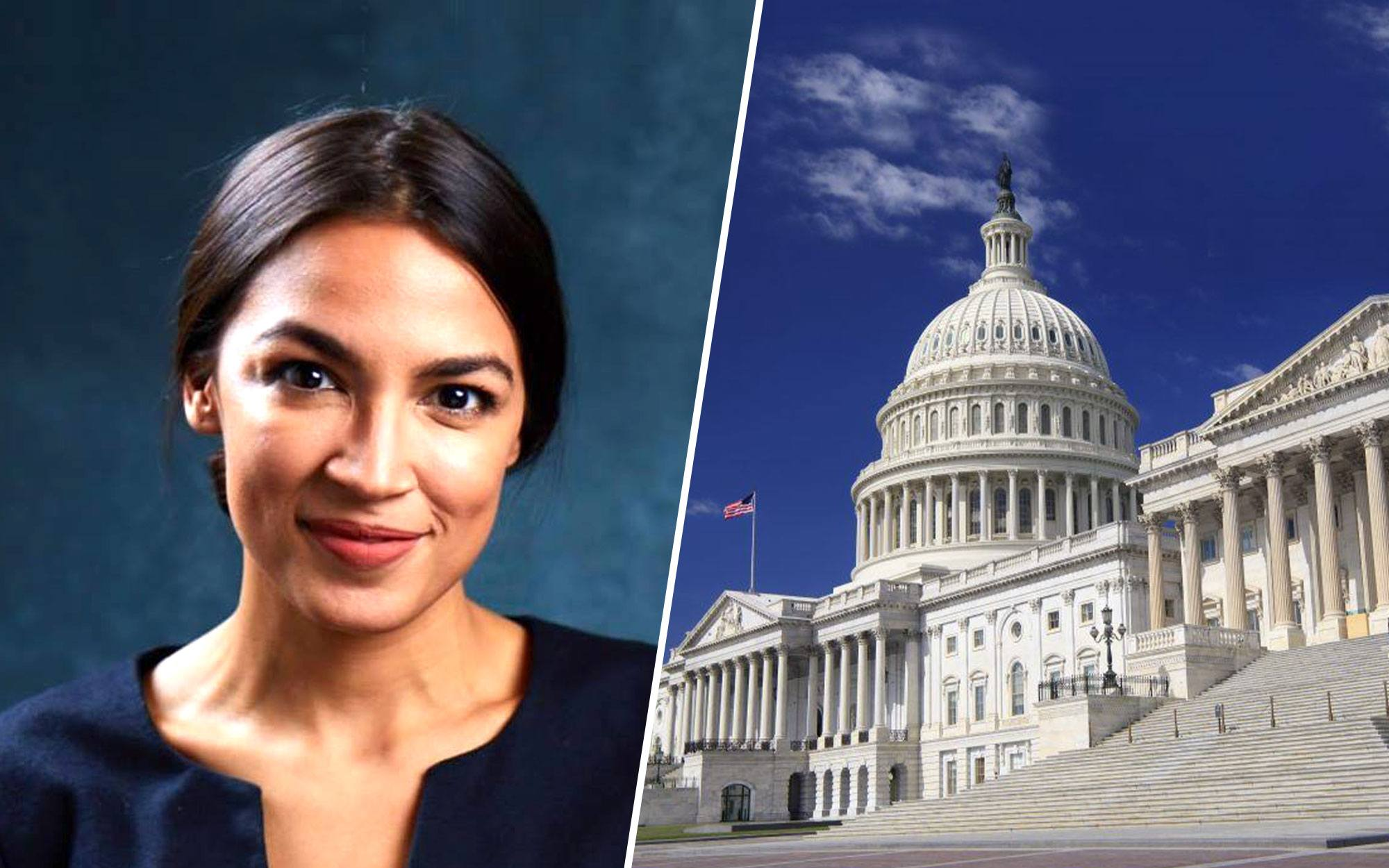 Ocasio-Cortez, Who Claimed Migrants Had to 'Drink Out of Toilets,' Is Humiliated