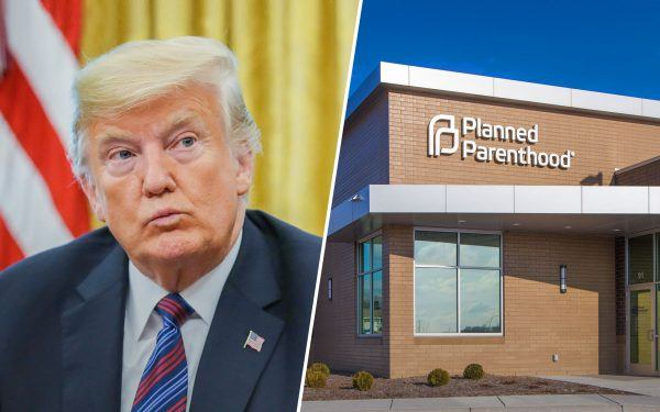Donald Trump and Planned Parenthood