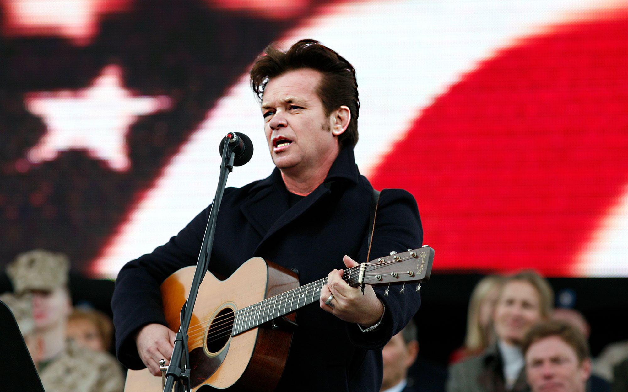 John Mellencamp Includes 'Take a Knee' Segment in Latest Concert