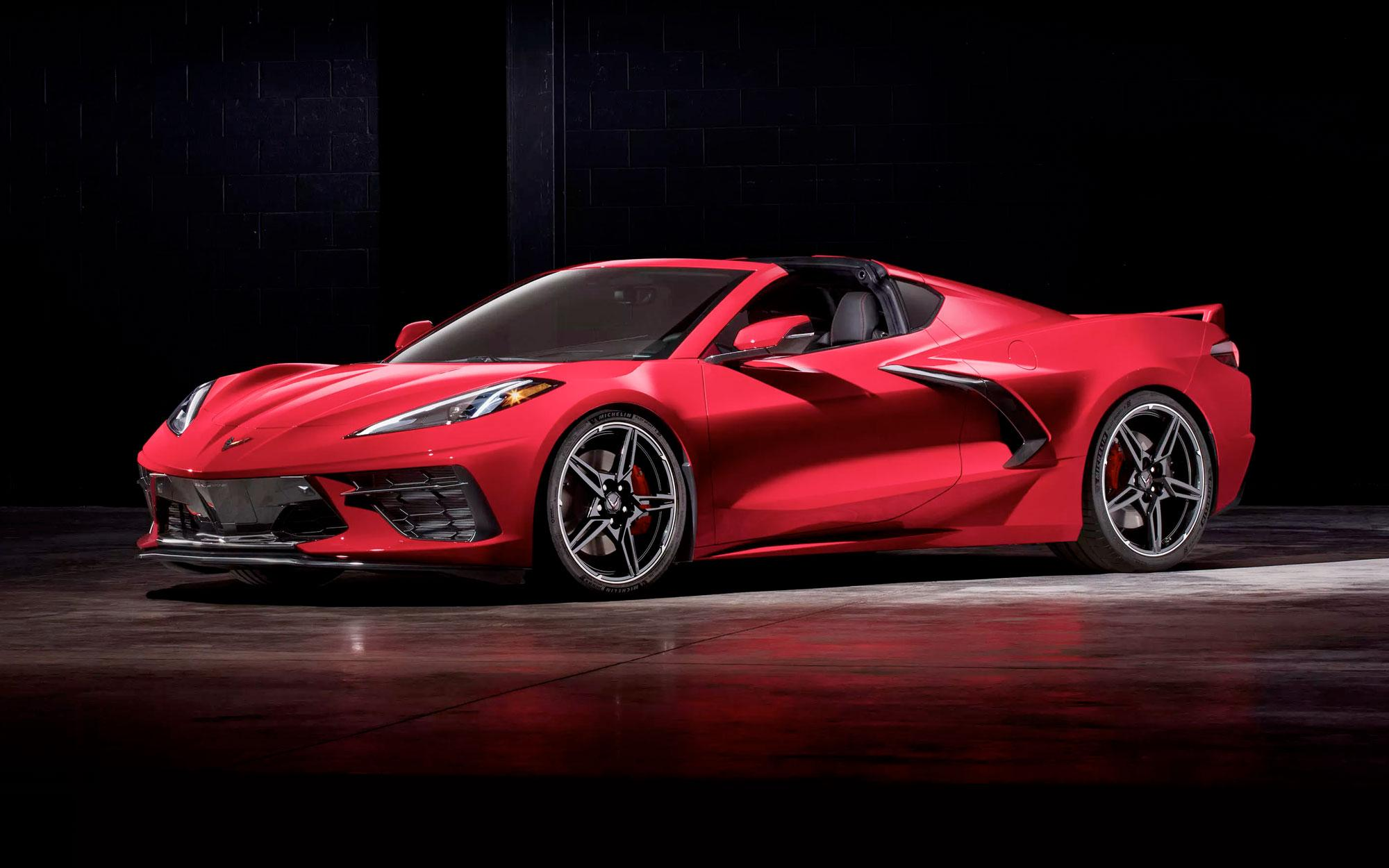 'Best Chevrolet Ever': New Corvette from GM Taps into Booming Trump Economy