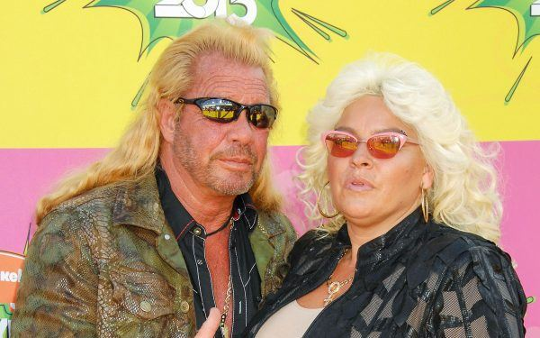 Duane Chapman, aka Dog the Bounty Hunter and Wife Beth