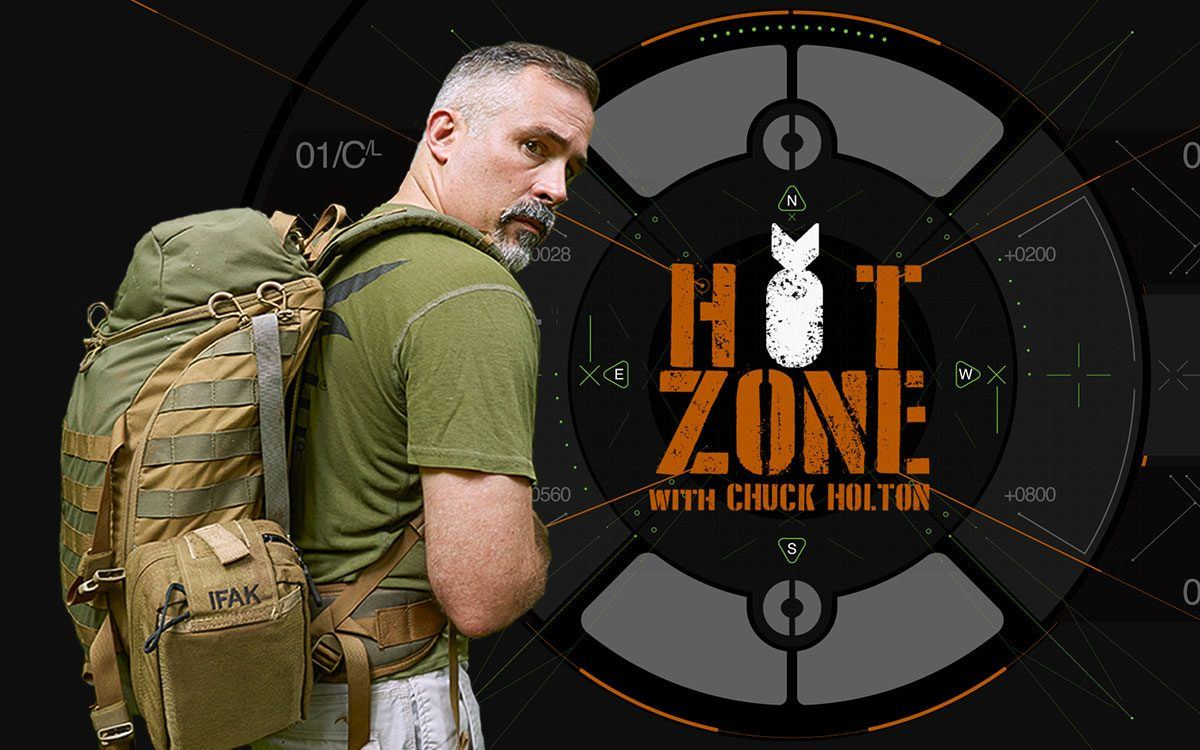 Hot Zone with Chuck Holton