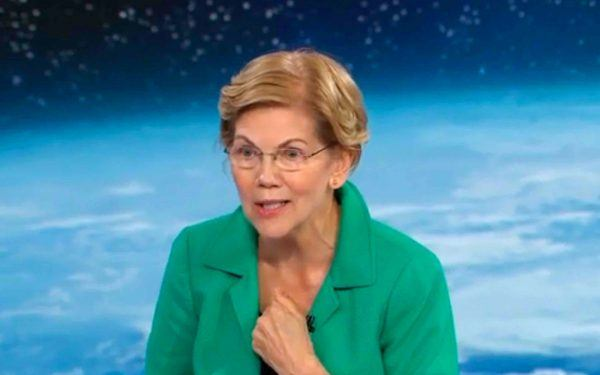 CNN Democratic Presidential Town Hall / The Climate Crisis / Sen. Elizabeth Warren
