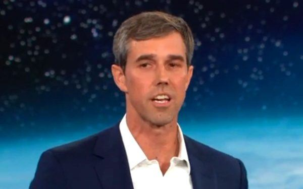 CNN Democratic Presidential Town Hall / The Climate Crisis / Beto O'Rourke