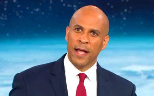 CNN Democratic Presidential Town Hall / The Climate Crisis / Sen. Cory Booker