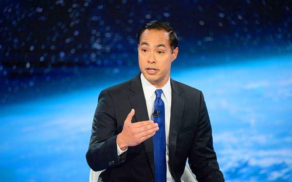 CNN Democratic Presidential Town Hall / The Climate Crisis / Julián Castro