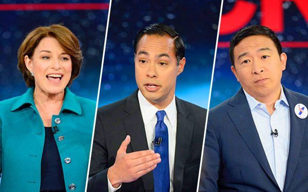 CNN Democratic Presidential Town Hall / The Climate Crisis / Sen. Amy Klobuchar, Julián Castro, Andrew Yang