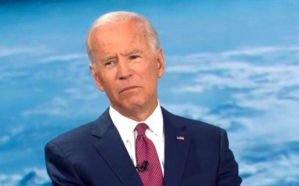 CNN Democratic Presidential Town Hall / The Climate Crisis / Joe Biden