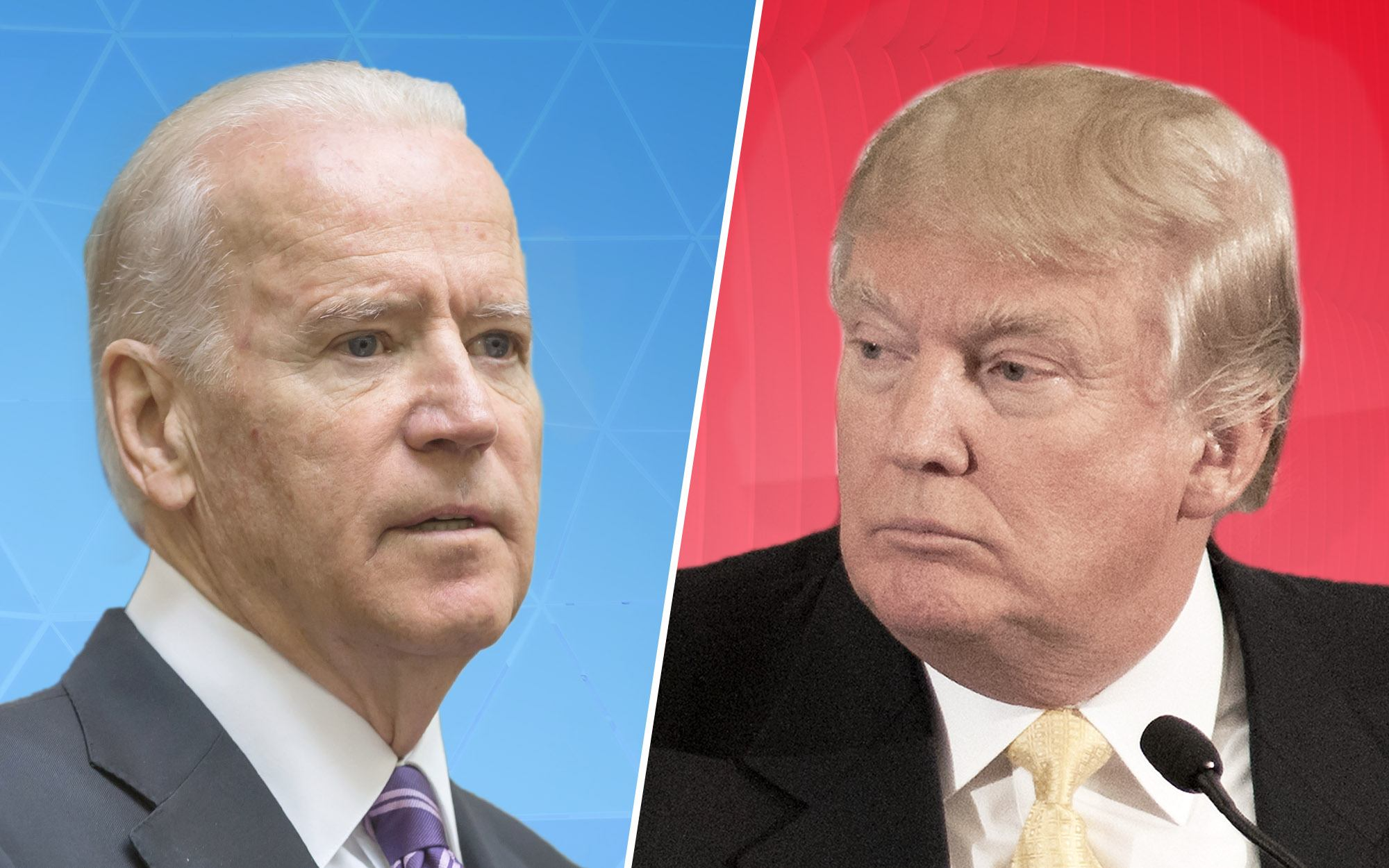 Trump Offers Hotel To Abandoned Guardsmen, Biden Offers Apology